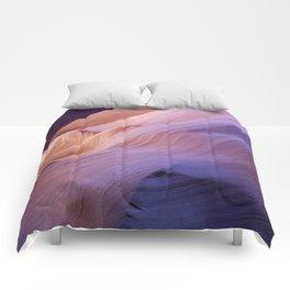 Antelope Canyon #1 Comforters
