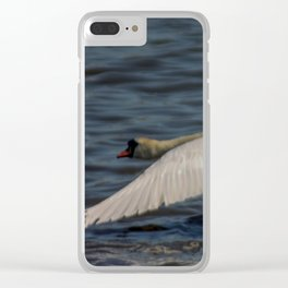 Lift off Clear iPhone Case