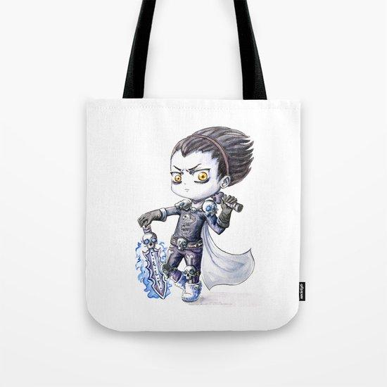 Death Knight Tote Bag