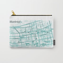 Montreal I heart you Carry-All Pouch