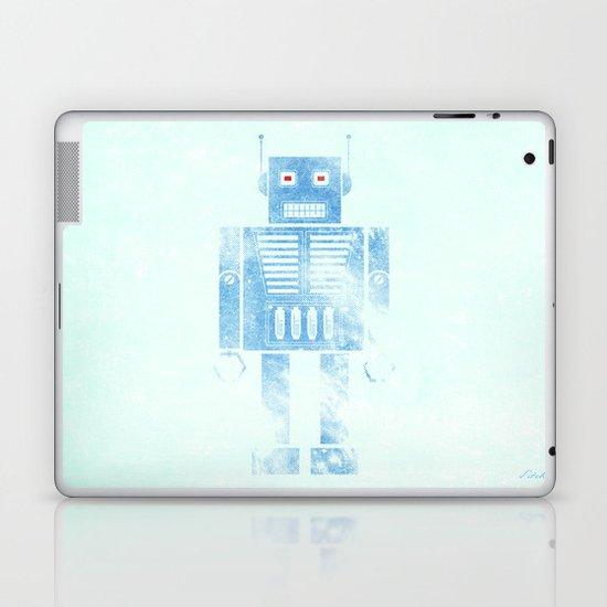 Robophobia Laptop & iPad Skin