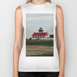East Point Lighthouse Biker Tank