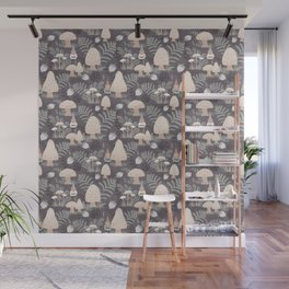 Forest Gnomes Wall Mural