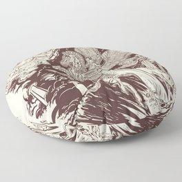 A Geek Legend Floor Pillow