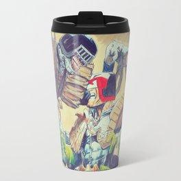 Judge Dredd Travel Mug
