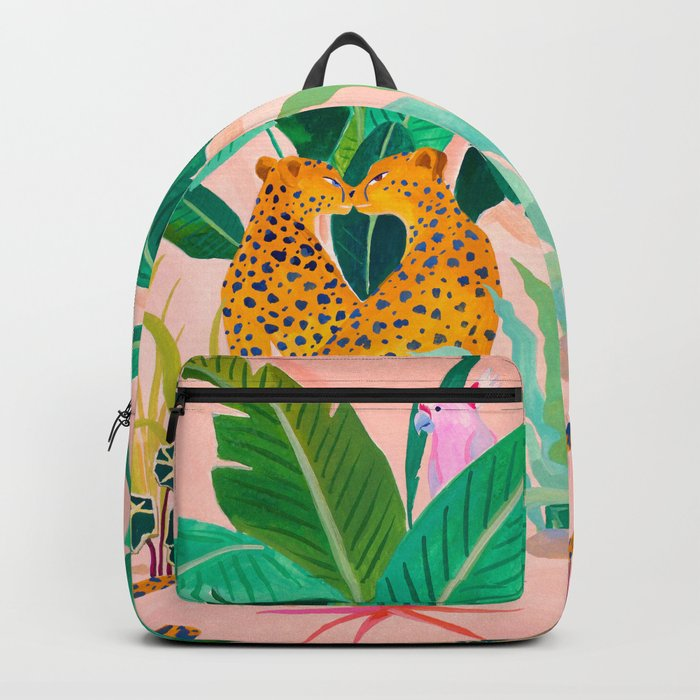 Cheetah Crush Rucksack