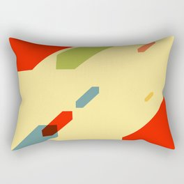 Cubes Cube N.1 Rectangular Pillow
