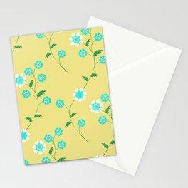 Knapweed, centaury, centory flowers Stationery Cards