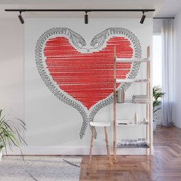 Duality - Love Wall Mural