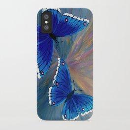 Butterflies-2  iPhone Case