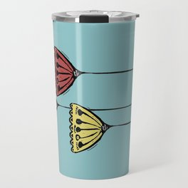 3 Dandelions Travel Mug