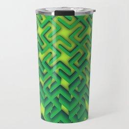 Symmetry: Labirynth Travel Mug
