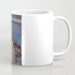 Abstract Wire Coffee Mug