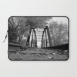 Pegram Truss Bridge - Ogden, Utah Laptop Sleeve
