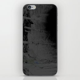 Bigfoot Lurks. iPhone Skin