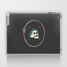Rest to Dust Laptop & iPad Skin