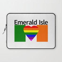 Ireland Gay Wedding Laptop Sleeve
