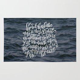Oceans Rug