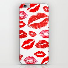 Lips iPhone & iPod Skin