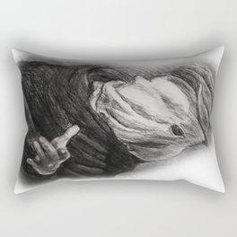 THE ELEPHANT MAN Rectangular Pillow