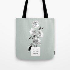 Save Your Seiva Tote Bag