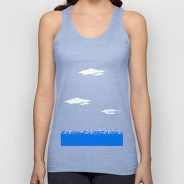 OCEAN CLOUDS Unisex Tank Top