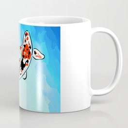 Peace Koi Coffee Mug
