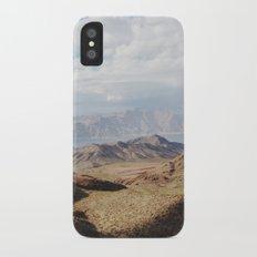 Lake Mead iPhone X Slim Case