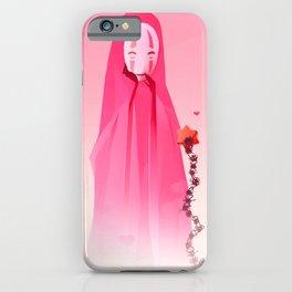 Kaonashi-Valentines iPhone Case