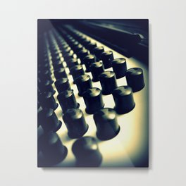 accordion Metal Print