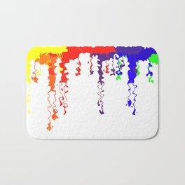 Rainbow Blood Bath Mat