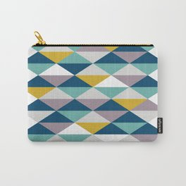 Geometric Pattern | Triangles Carry-All Pouch