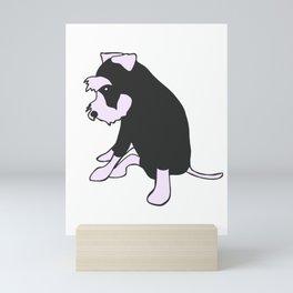 Rosie in Repose Mini Art Print