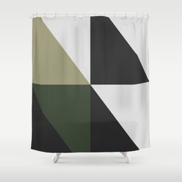 sympyll splyt Shower Curtain