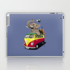 Pack the Trunk (colour) Laptop & iPad Skin