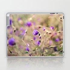 Purple Past Laptop & iPad Skin