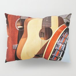 Strings Attached Pillow Sham