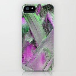 Fabric of Nature iPhone Case