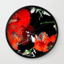 Botanical Garden#01 Wall Clock