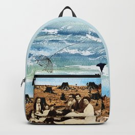 Stop the deforestation! Backpack