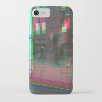 urban iPhone & iPod Cases featuring Urban by Jane Lacey Smith