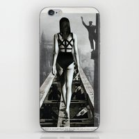 returns iPhone & iPod Skins featuring Returns by Jitka Kopejtkova