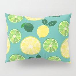 Lemon Lime Pillow Sham