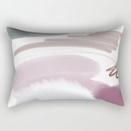 Introversion VI Rectangular Pillow