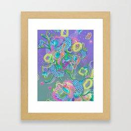 Alien Organism 15 Framed Art Print