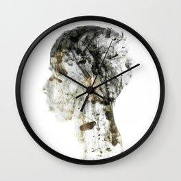 Silence2 Wall Clock