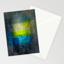 Contemporary abstractionism Stationery Cards