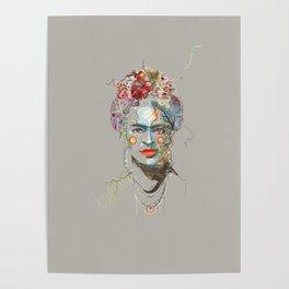 Frida Kahlo (3) Poster