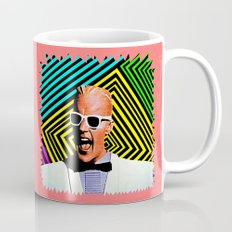 MAX HEADROOM  |  80's Inspiration Mug