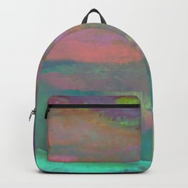 Inside the Rainbow 10 / Unexpected colors Backpack